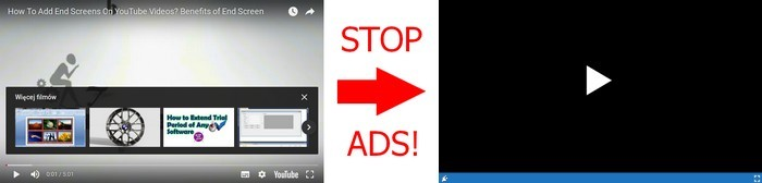 Remove related videos in iframe YouTube – Jupi-Tupi pl